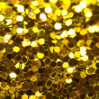 Stock Photo: Abstract gold background. Macro