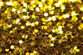 Abstract gold background. Macro — Stok fotoğraf