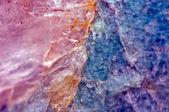 Crystal. Macro — Stock Photo