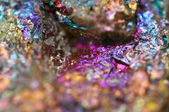 Abstract background in metal stone (big collection). Macro. — Stock Photo
