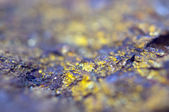 Abstract gemstone background (big collection). Macro — Stock Photo