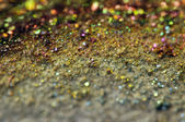 Fantastic background, magic of a stone, rainbow in rock (big col — Stock Photo