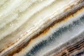 Crystal, an abstract beautiful background of structure of a crys — Foto de Stock