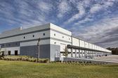 Empty Warehouse — Stock Photo