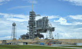 Space Shuttle Launch Pad 39a — Stok fotoğraf