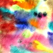 Royalty-Free Stock Photo: Abstract watercolor hand painted background
