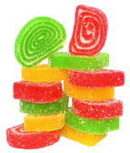 Candy isolated — Stock Photo