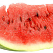 Piece of a ripe water-melon — Stock Photo #19983003