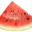 Piece of a ripe water-melon — Stock Photo #19983153