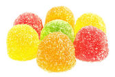Fruit candy isolated — Stockfoto