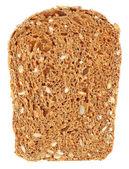 Cut grain bread close up — Stock Photo