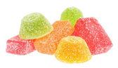 çok renkli şeker yığın — Stok fotoğraf
