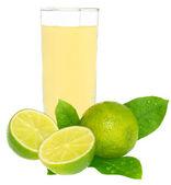 Lemon juice. — Stock Photo