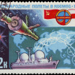 Postage stamp — Stock Photo #41086097