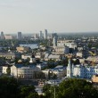 Panorama of the city of Kiev — Foto de Stock