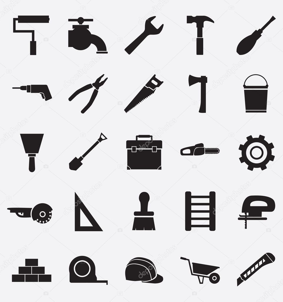 иконка инструменты: