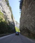 Droga montain — Zdjęcie stockowe