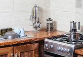 Kitchen — Stok fotoğraf