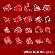Royalty-Free Stock Vektorov obrzek: Web icons