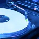 Vinyl record player — Stock Photo