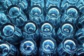 Vidros vazios para água — Foto Stock