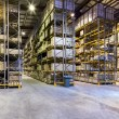 Royalty-Free Stock Photo: New and modern warehouse