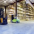 Foto de Stock  : Large warehouse