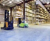 Large warehouse — Stockfoto