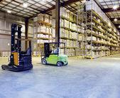 Large warehouse — Stock Photo