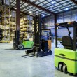 Stockfoto: Large warehouse