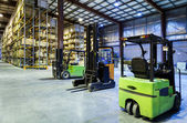 大規模な倉庫 — ストック写真