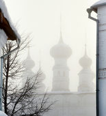 Iglesia rusa de suzdal — Foto de Stock