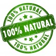 Stock Photo: Natural stamp