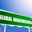 Royalty-Free Stock Photo: Global warming