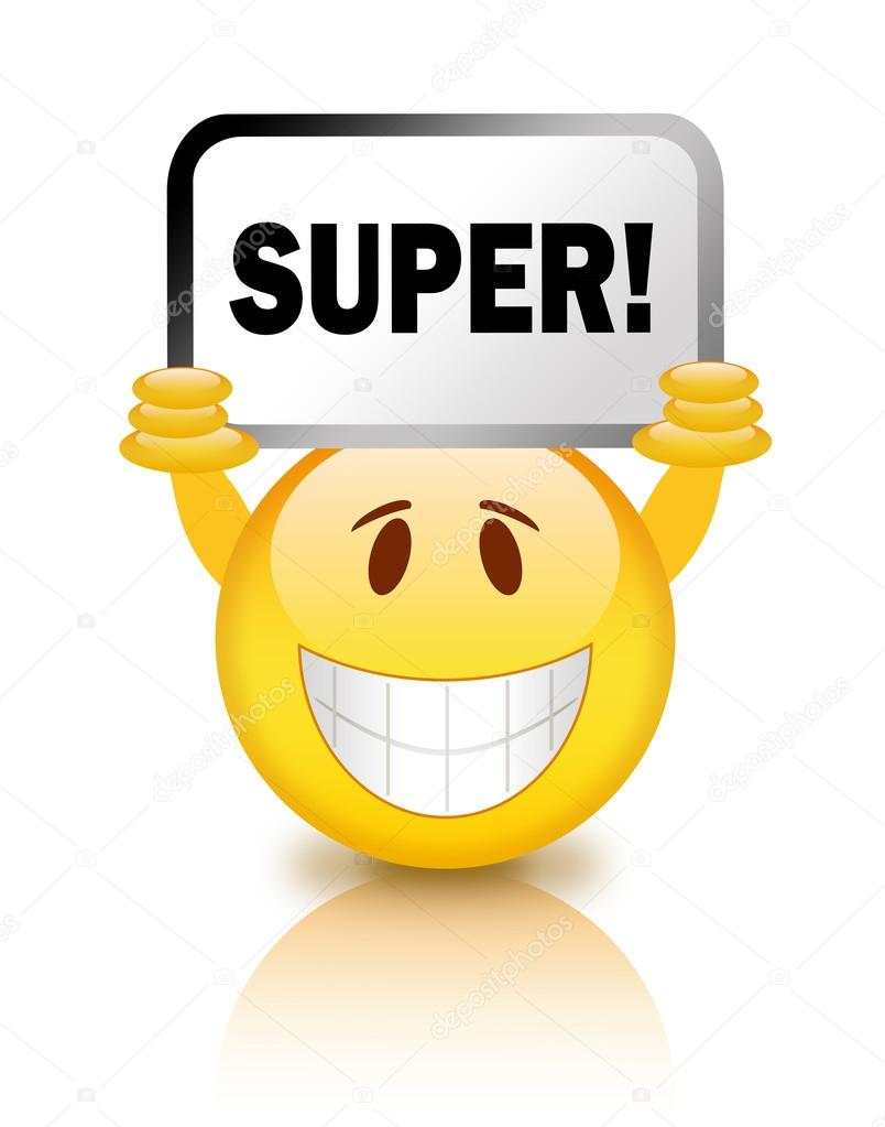 Http Depositphotos Com 13677540 Stock Photo Super Smiley Illustration Html