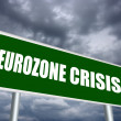 Eurozone crisis — Stock Photo #14605415