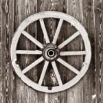 Cart wheel — Stock Photo #23202184
