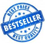 Bestseller vector stamp — Stock Vector #23202932