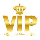 Vip vector symbol — Stock Vector
