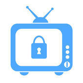 Parental control icon — Stock Vector