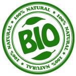 Natural bio stamp — Stock Photo #29736659