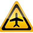 Stock Photo: Airport sign