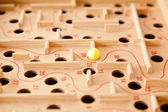 Labyrinth game — Stockfoto
