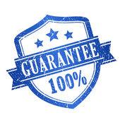 Guarantee stamp — Stock Vector