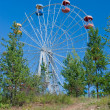 Stock Photo: Ferris wheel in park