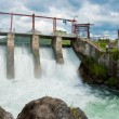 Hydroelectric power plant — Stock Photo #42969267