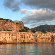 Cefalu panorama — Stock Photo