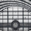 Clock of the Orsay Museum - Stock Photo