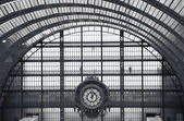 Clock of the Orsay Museum — Stock Photo