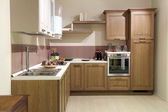 Cozinha clássica — Fotografia Stock
